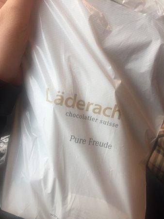 Laderach Chocolaterie Suisse: photo0.jpg