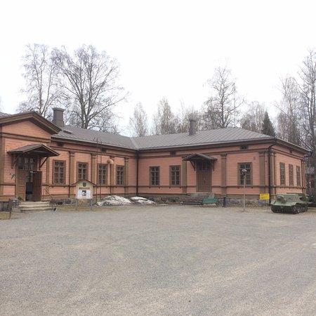 มิคเคลิ, ฟินแลนด์: Бараки