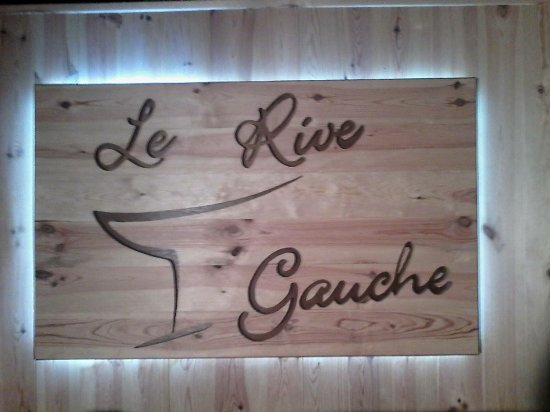 Montalieu-Vercieu, France : Le Rive Gauche