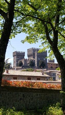 Torre Alfina, Italia: Esterno