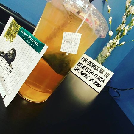 Denver, NC: We carry a variety of Herbal Teas!! Grab it hot or iced!