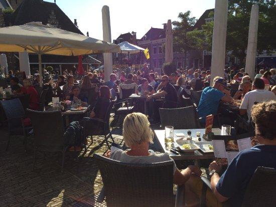 Workum, Niederlande: Gezelligheid!