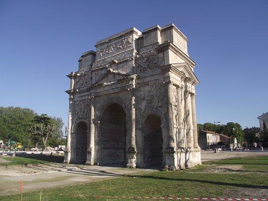 Orange, Francia: Arco Triunfal.