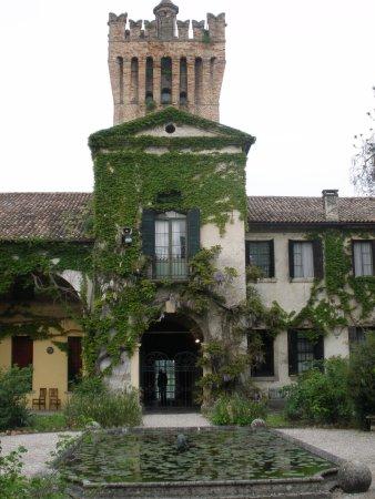 Due Carrare, Itália: castello di San Pelagio