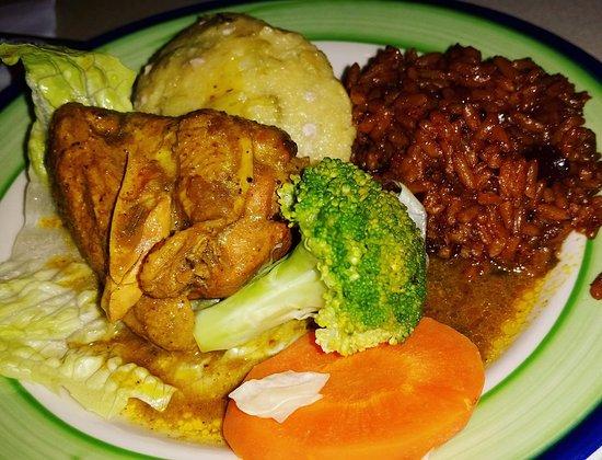 St Thomas Usvi Food Delivery