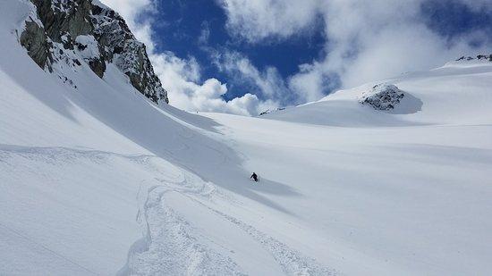 Whistler Heli-Skiing : Oh yeah...