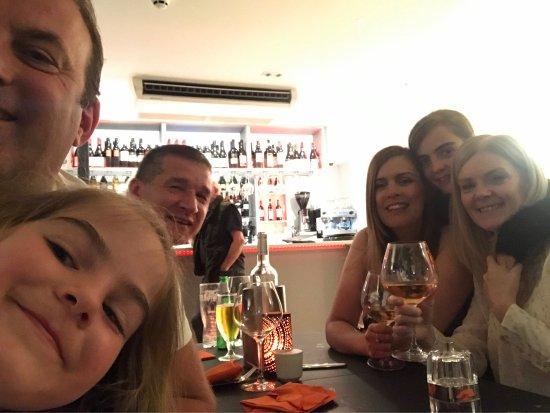 Bromsgrove, UK: Great fun at the wine bar.