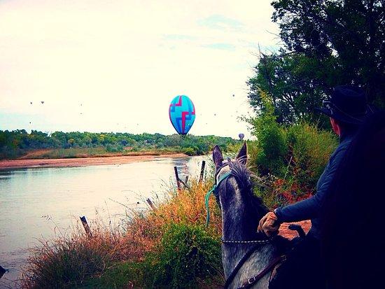 Edgewood, NM: Balloon Fiesta Splash and Dash