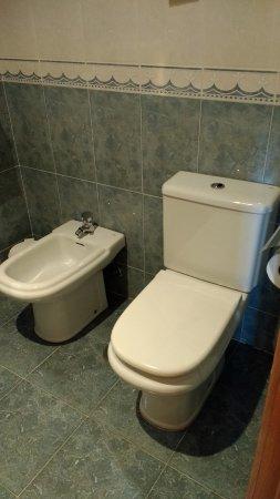 Camargo, Spanyol: BIDE Y WC