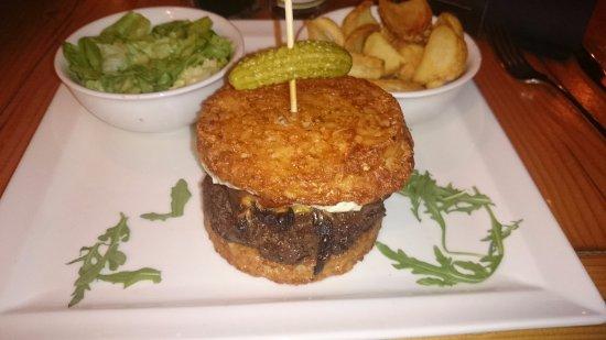 Le T\'chiz Burger - Picture of le T\'chiz, Saint-Julien-les-Metz ...