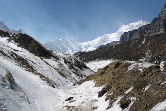 Kathmandu Valley, Nepal: Auf dem Weg zum ABC