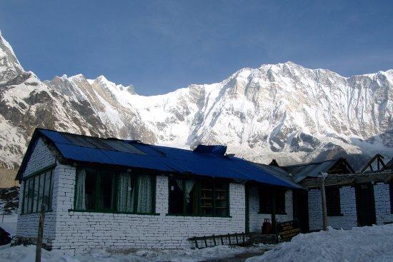 Kathmandu Valley, Nepal: Schöner Ausblick