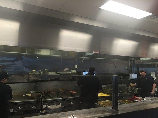 Ellsworth, ME: Küche