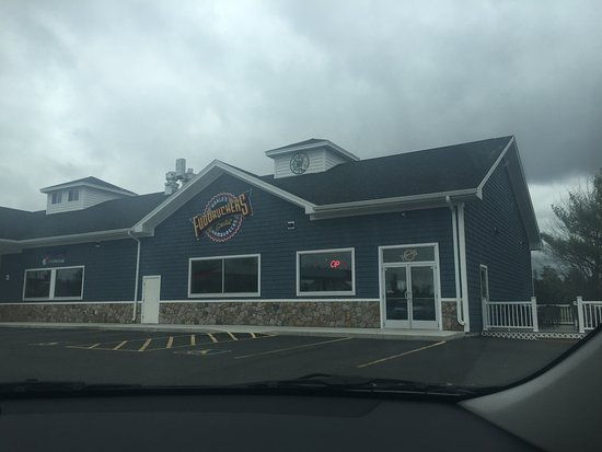 Ellsworth, Maine: von außen