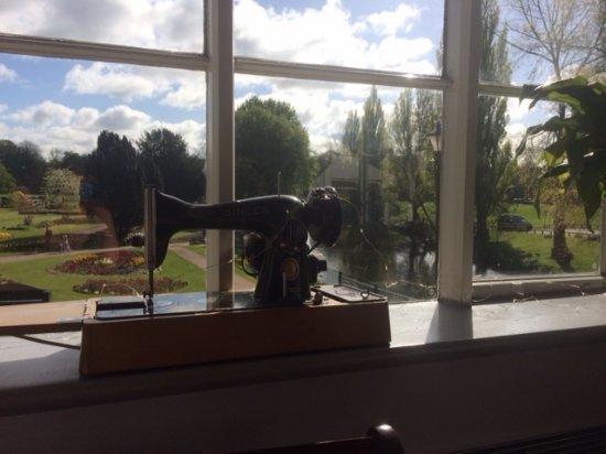 Congleton, UK: view