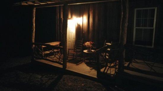Cullowhee, Carolina del Norte: Fort Small Room - exterior entry