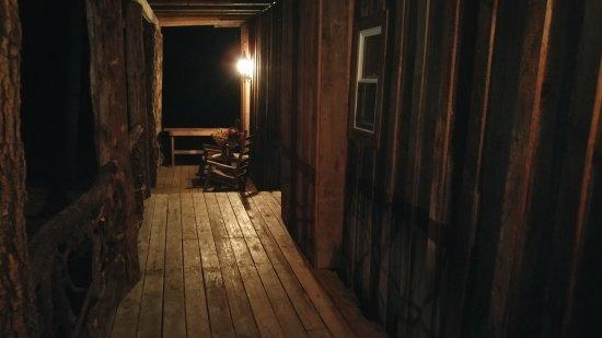 Cullowhee, Carolina del Norte: Fort Small Room -