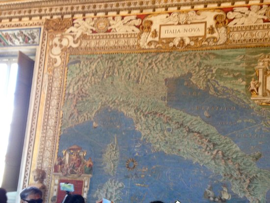 Physical Map Of Italy In The Map Gallery Picture Of Vatican - Map of italy physical