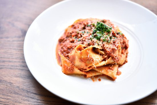 Linda Harrell is one great chef - Review of Cibo E Beve, Atlanta, GA