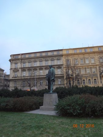 Monument to Jakub Arbes