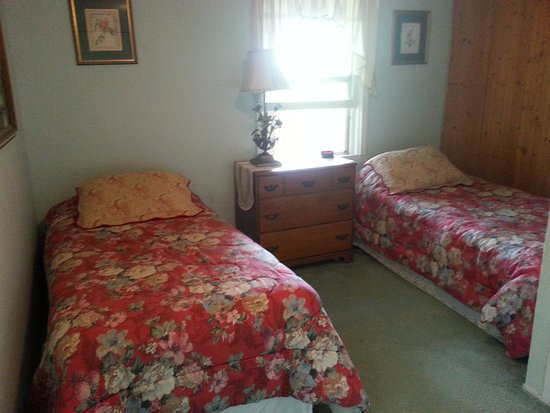 Cullowhee, Carolina do Norte: King Cabin - second bedroom
