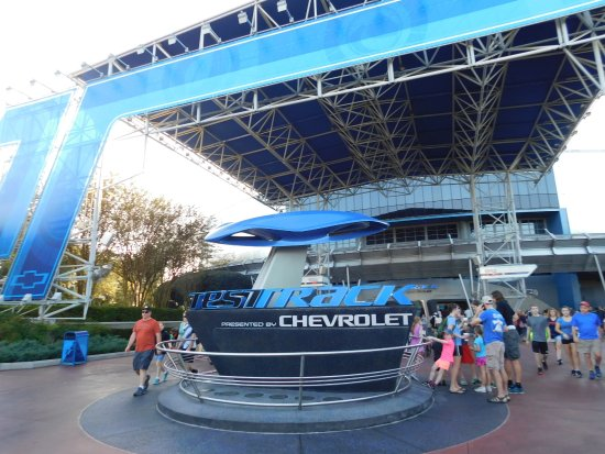 ‪Test Track Presented by Chevrolet‬