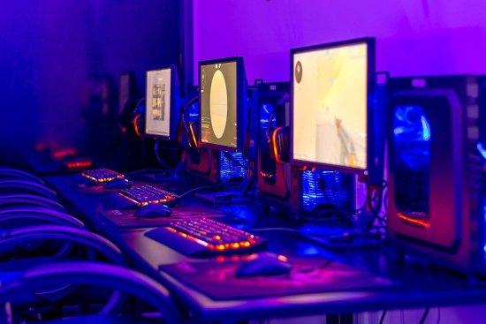C4 Gaming Lounge Netcafe Aarhus