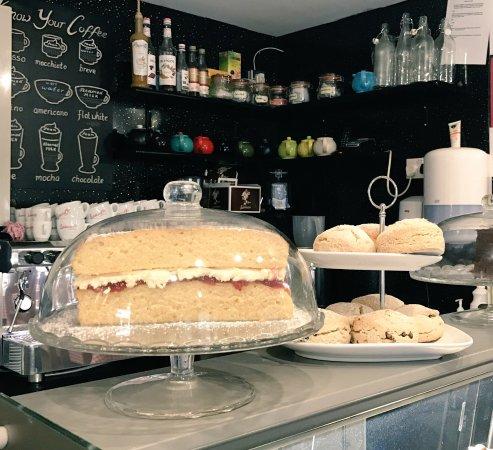 Strathyre, UK: Broch bakers