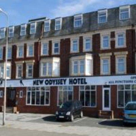 Carousel Hotel Blackpool Parking