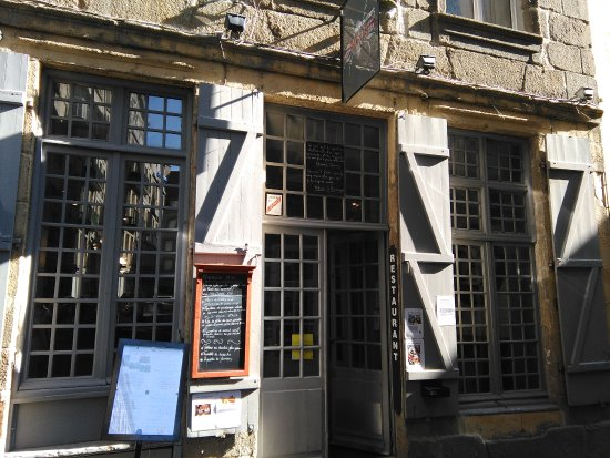 L Absinthe Restaurant Saint Malo
