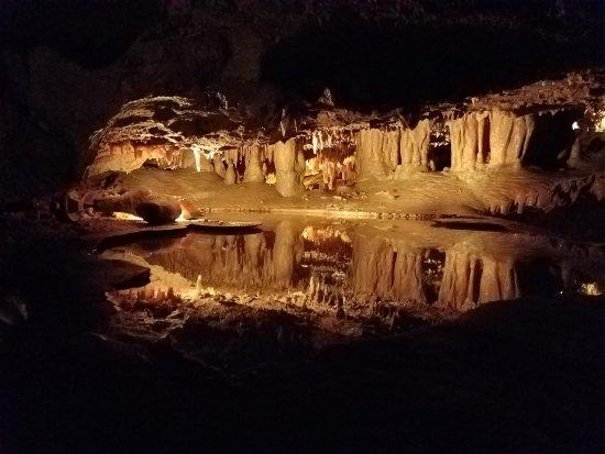 Salem, فيرجينيا: Dixie Caverns
