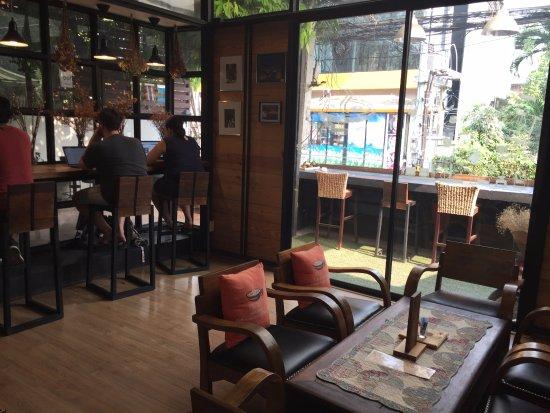 Inside Sitting Area