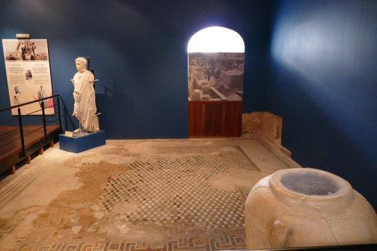Domus Romana: Intérieur