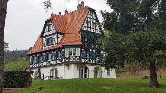 Photo de villa rene lalique wingen sur moder for Hotels wingen sur moder