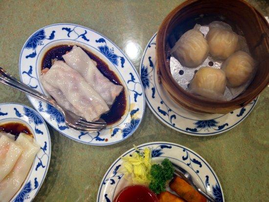 Chinarestaurant Aroma: Dim Sum