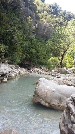 โวคลูส, ฝรั่งเศส: Randonnée dans les Gorges du Toulourenc