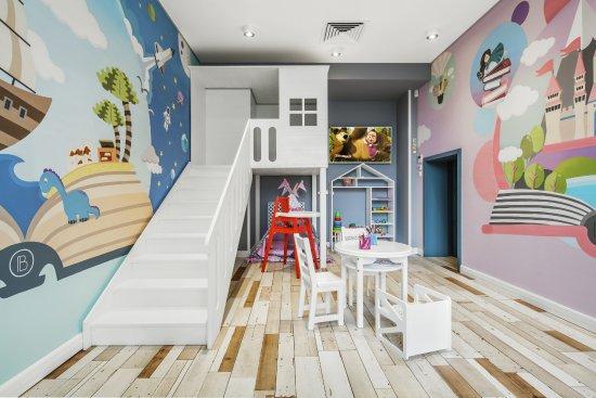 Детская мебель и планировка комнаты