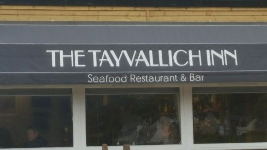 Lochgilphead, UK: The Tayvallich Inn