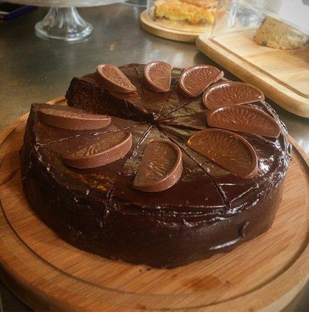 Beddgelert, UK: Homemade Cakes!