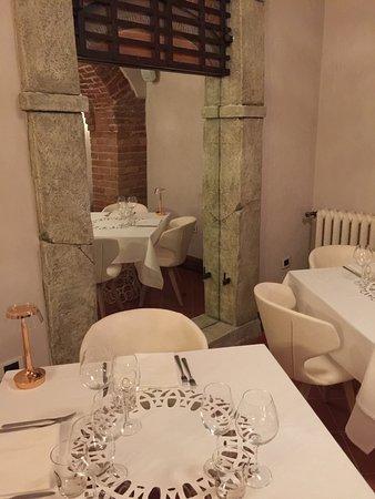 Hotel Sangallo: Ristorante L'altruista