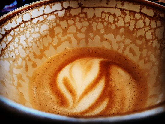 Grabouw, South Africa: the superb coffee