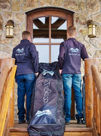 Black Tie Ski Rentals of Park City: Delivery right to your door and then custom fit in your lodging.