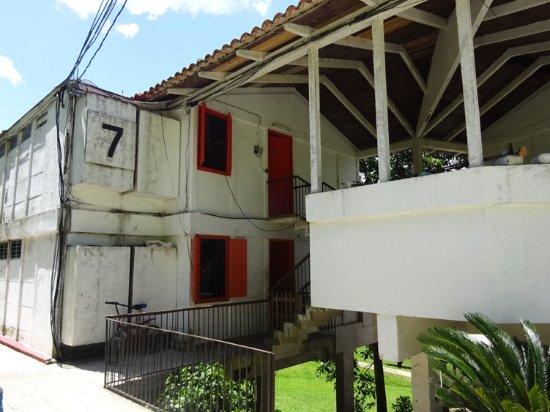 Las Terrazas, Cuba: L'accès à nos chambres