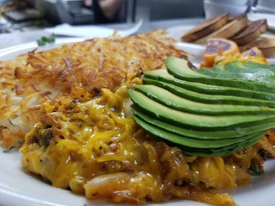 Auburn, Καλιφόρνια: Chorio scramble