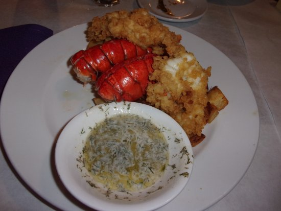 East Point, GA: Fried lobster