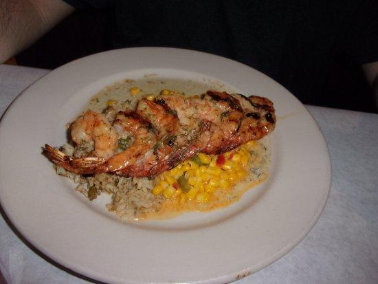 East Point, GA: grilled shrimp