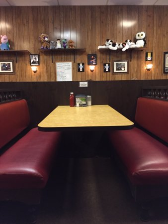 Bloomfield, NJ: A table.