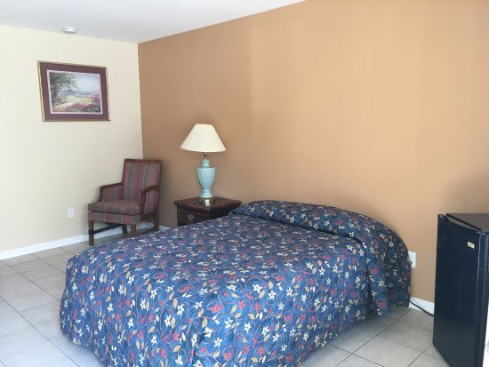 Сисайд-Хайтс, Нью-Джерси: Standard One Double Bed NS