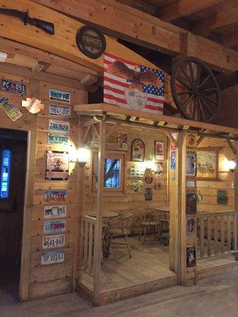 Happy ranch cembra ristorante recensioni numero di for Rimodernato ranch di entrata del ranch