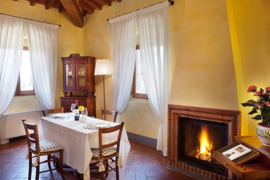 Scandicci, İtalya: appartamento Leccino - living room